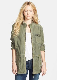 Lucky Brand 'Caleigh' Military Jacket