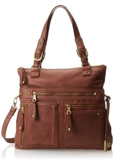 Lucky Brand Cargo Foldover Shoulder Bag