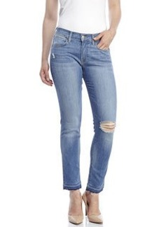 LUCKY BRAND Charlotte Rail Destroyed Denim Jeans