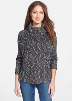 Lucky Brand Cotton Blend Trapeze Sweater