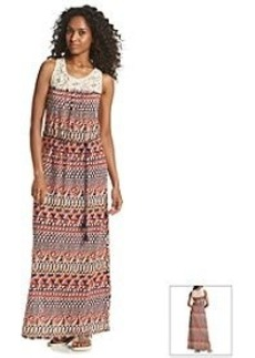 Lucky Brand® Crochet Dress