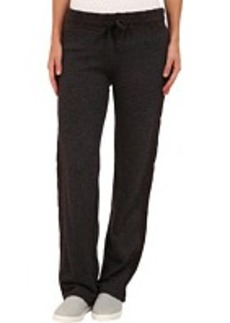 Lucky Brand Crochet Mixed Sweatpant