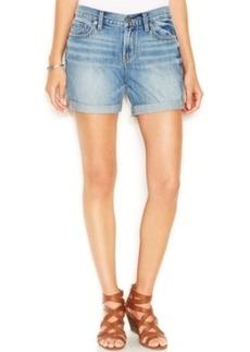 Lucky Brand Denim Cuffed Shorts, Mova Vale Wash