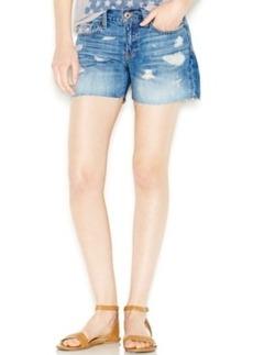 Lucky Brand Denim Cutoff Shorts, Medium Wash