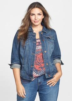 Lucky Brand Denim Jacket (Plus Size)