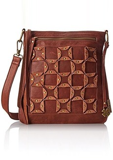 Lucky Brand Dixie Studded Cross Body Bag