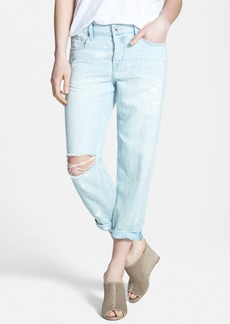 Lucky Brand 'Dylan' Distressed Boyfriend Jeans (Geelong)