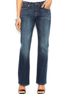 Lucky Brand Easy Rider Bootcut Jeans, Dark Goldmine Wash