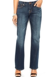 Lucky Brand Easy Rider Bootcut Jeans, Dark Goldmine Wash