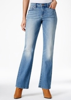 Lucky Brand Easy Rider Flared Danville Wash Jeans