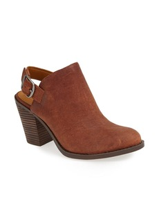 Lucky Brand 'Emery' Leather Bootie (Women)