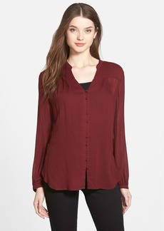 Lucky Brand 'Field' Peasant Top