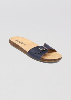Lucky Brand Flat Slide Sandals - Dolliee