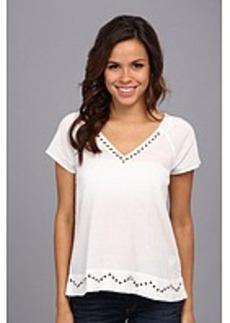 Lucky Brand Grommet Shirt