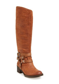Lucky Brand 'Hanah' Harness Boot (Women) (Wide Calf)