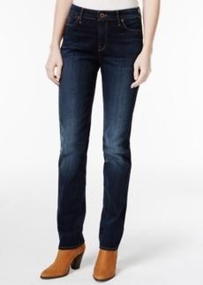 Lucky Brand Hayden Straight-Leg Branbury Wash Jeans