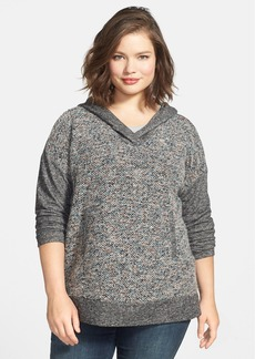 Lucky Brand Hoodie Sweater (Plus Size)