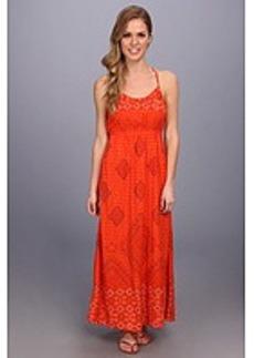 Lucky Brand Irving & Fine Maxi Dress