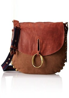 Lucky Brand Janis Messenger Cross Body Bag
