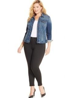 Lucky Brand Jeans Plus Size Denim Jacket