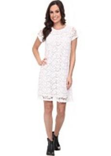 Lucky Brand Lace Shift Dress