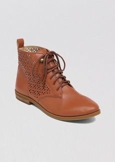 Lucky Brand Lace Up Booties - Hirro