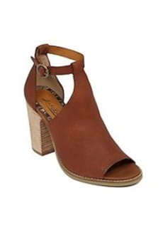 "Lucky Brand® ""Lanne"" Mid-Heel Sandals"