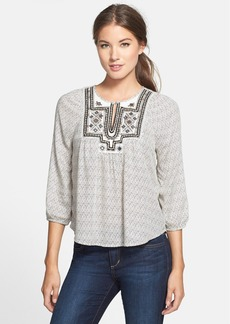 Lucky Brand 'Lilah - Mirror' Top