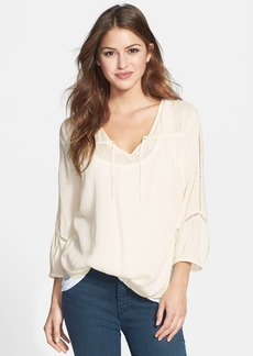 Lucky Brand 'Lily' Peasant Top