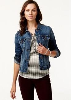 Lucky Brand Long-Sleeve Denim Jacket