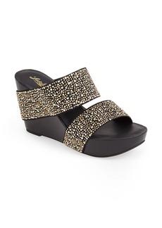 Lucky Brand 'Magnolia' Wedge Sandal (Women)