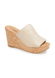 Lucky Brand 'Marilynn' Wedge Sandal