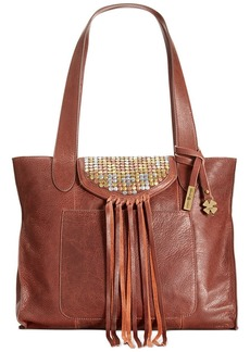 Lucky Brand Metal Works Tote