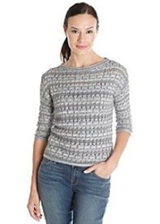 Lucky Brand® Metallic Pullover Sweater