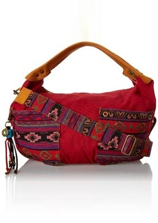 Lucky Brand Mexicali Slouchy Travel Tote