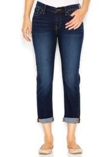 Lucky Brand Mid-Rise Straight-Leg Jeans, Daintree Wash