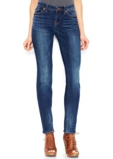 Lucky Brand Mid-Rise Straight-Leg Jeans, Lapis Lazuli Wash