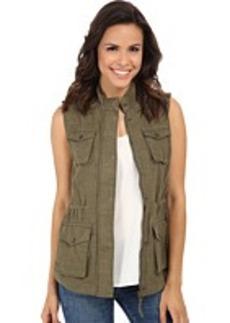 Lucky Brand Military Vest