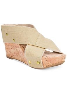 Lucky Brand Miller2 Platform Wedge Sandals