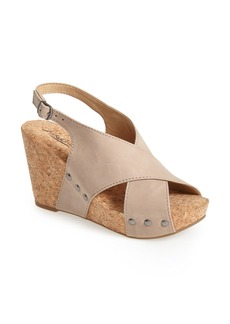 Lucky Brand 'Minari' Wedge Platform Sandal (Women)