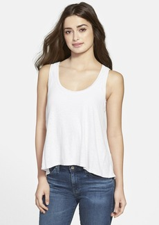 Lucky Brand Mixed Media Tank