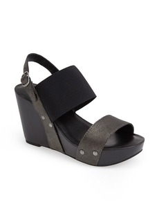 Lucky Brand 'Mumbah' Wedge Sandal (Women)