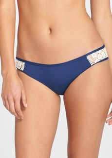 Lucky Brand 'Natural Connection' Hipster Bikini Bottoms
