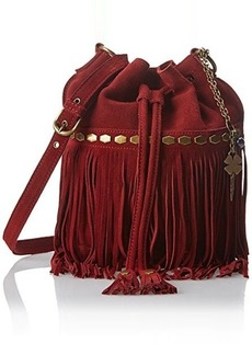 Lucky Brand Nirvana Drawstring Shoulder Bag