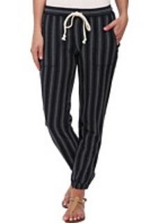 Lucky Brand Novelty Stripe Jogger Pant