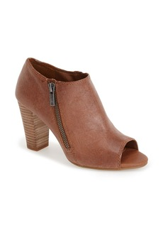 Lucky Brand 'Pabla' Open Toe Bootie (Women)