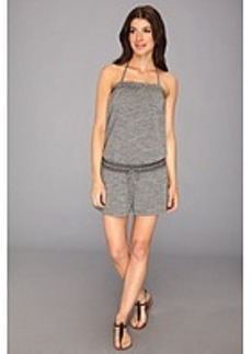 Lucky Brand Pacific Rim Romper Cover-Up