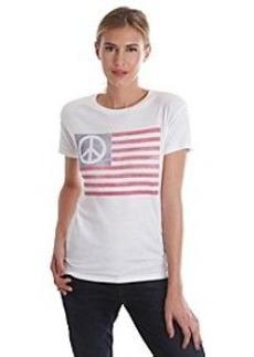 Lucky Brand® Peace Flag Tee