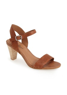 Lucky Brand 'Pepperr' Leather Quarter Strap Sandal (Women)