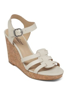Lucky Brand Platform Wedge Sandals - Willows Strappy